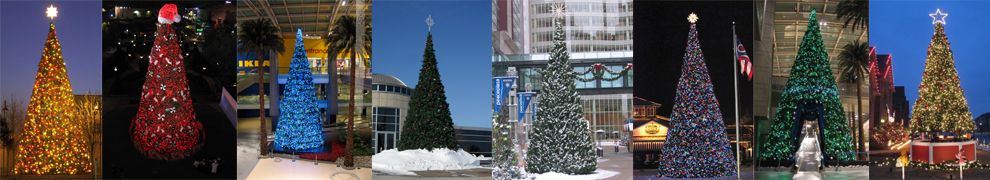 giant artificial christmas trees | Christmas Made in the USA | Page 2